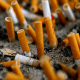ریه افراد سیگاری