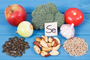 مواد غذایی حاوی سلنیوم